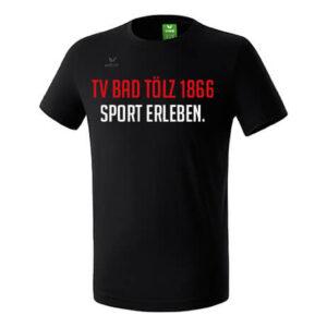 "TEAMSPORT T-SHIRT (Cotton) ""Sport erleben"""